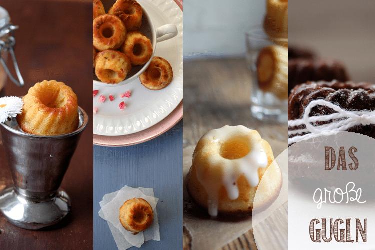 Kochkarussell: 4 Mini Gugl Rezepte + die besten Tipps & Tricks rund um Mini Gugls