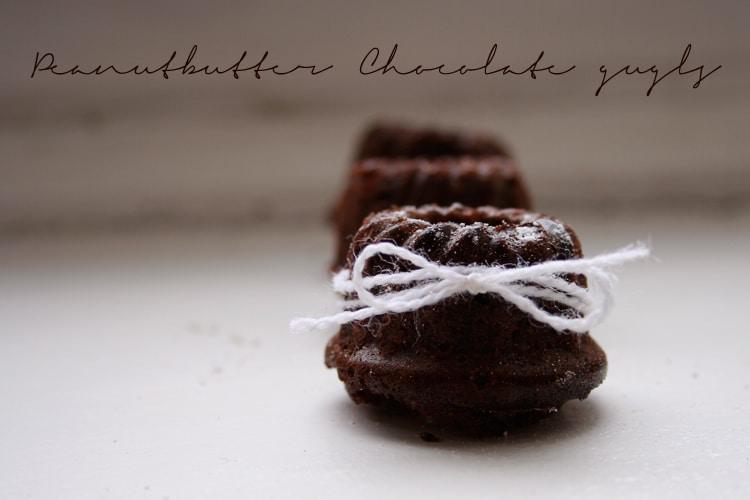Kochkarussell: Peanutbutter Chocolate Mini Gugls