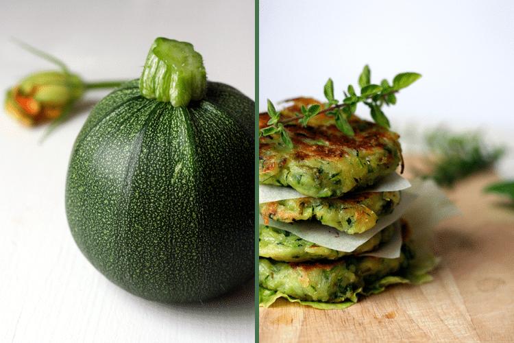 Zucchini-Fritters - Kochkarussell.com