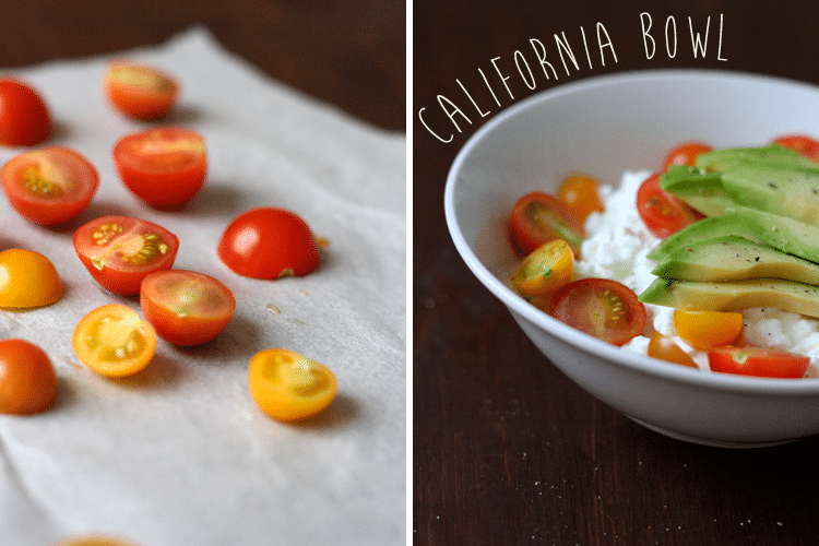 Unglaublich leckere California Cottage Cheese Bowl - Kochkarussell.com