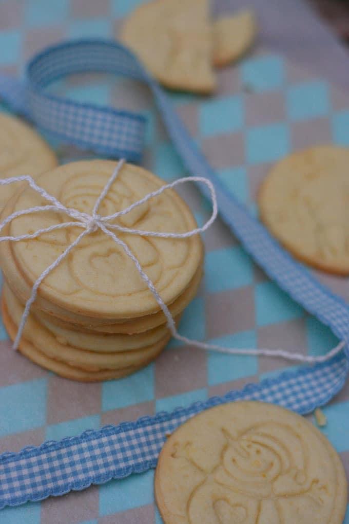 Rezept fur gestempelte kekse