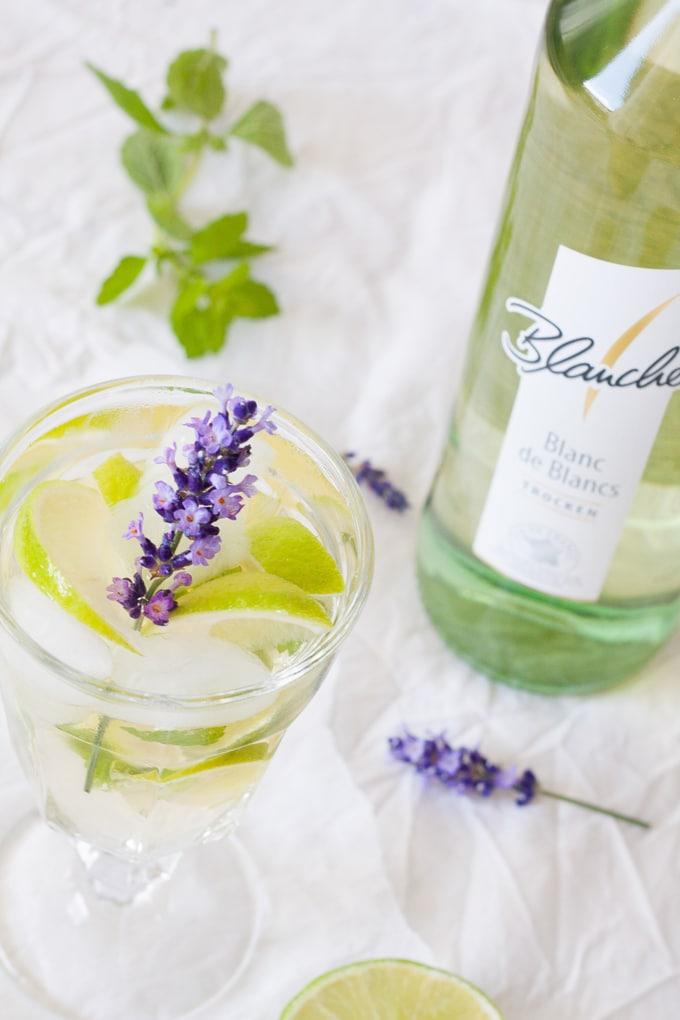 Blanchet Blanc de Blancs Lavendel - kochkarussell.com