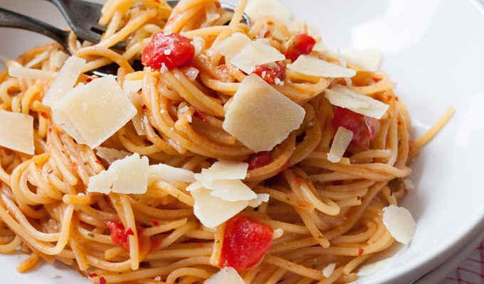 One Pot Pasta Grundrezept - Kochkarussell.com