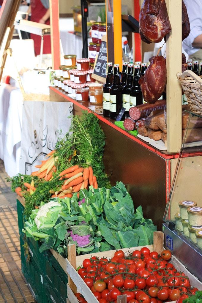 Genussreise Dresden Genussmarkt - Kochkarussell.com