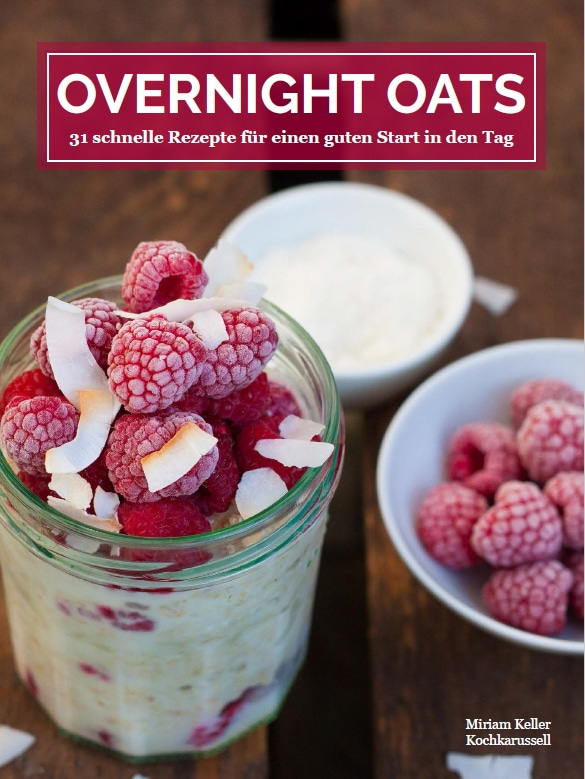 Overnight Oats eBook