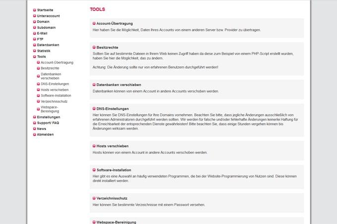 Tools Webhosting All-Inkl. Anleitung WordPress Blog erstellen in 3 einfachen Schritten - Kochkarussell.com