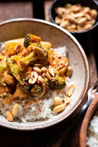 Rezept Kochkarussell: Massamam Curry